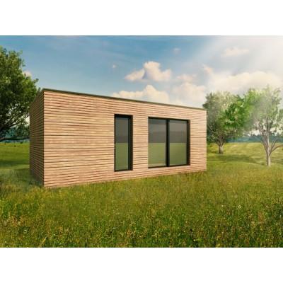 Maison modulaire - appartement studio