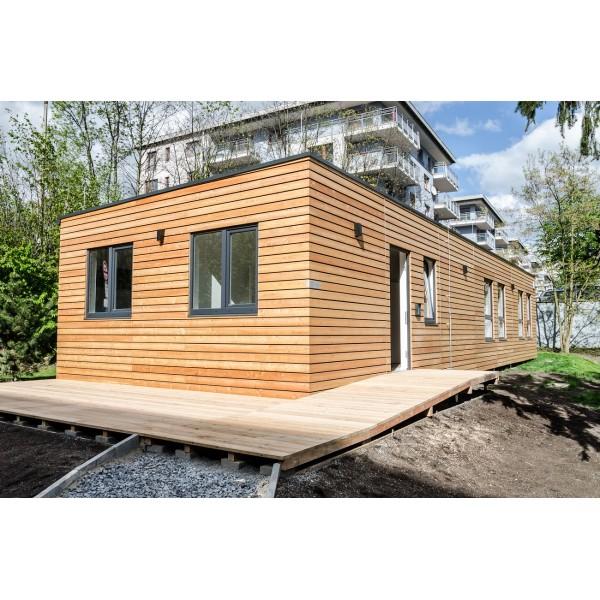 Maison modulaire de 4-pièces