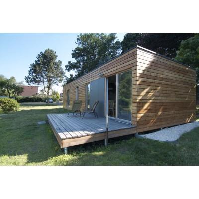Maison modulaire 3 pièces